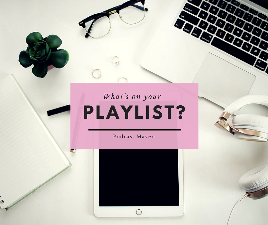 What are you listening too?